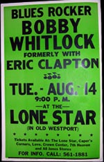 Bobby Whitlock - Click for larger image!