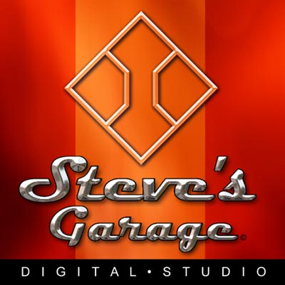 Go Inside Steve's Audio Garage!